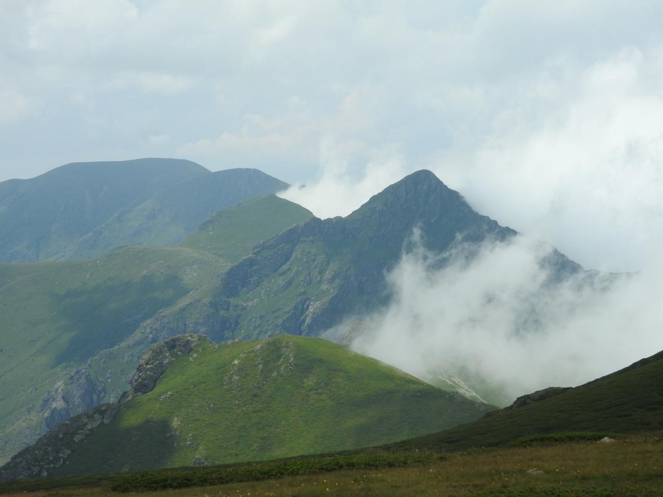 Хижа Амбарица и връх Купена в Стара Планина