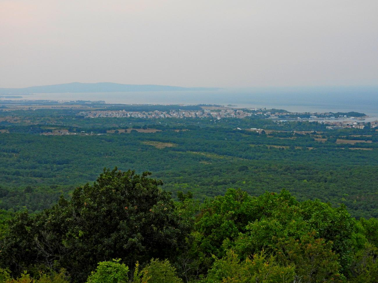 От Варвара към Папия (панорамен, неделен)