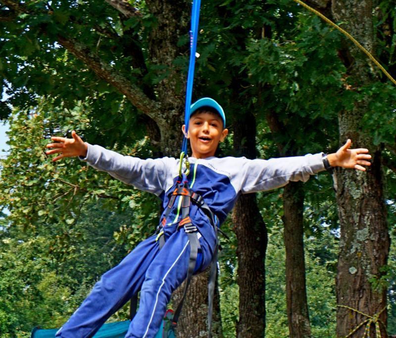 Детски поход и игри в девствените гори на Странджа