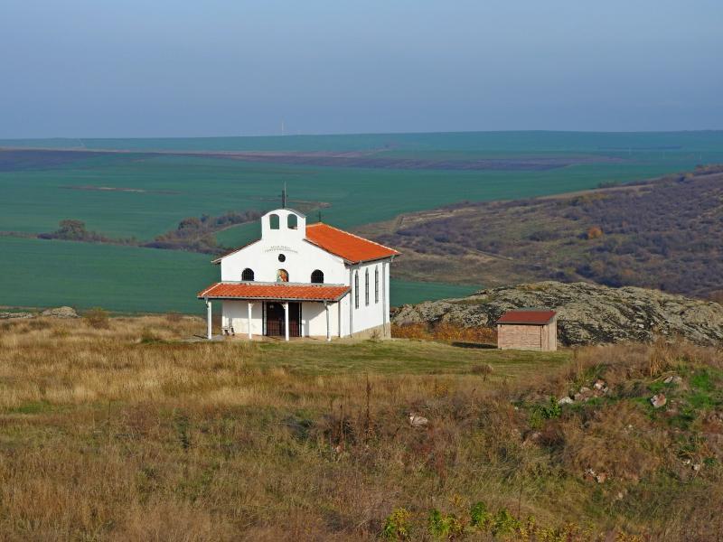 Село Желязово - крепост Русокастро