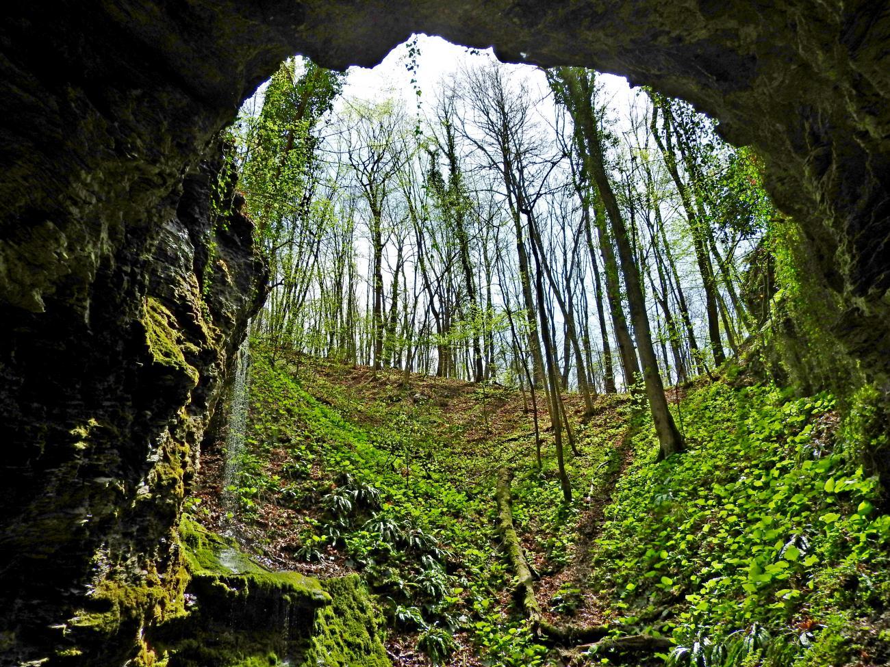 Поход до пещера Махарата