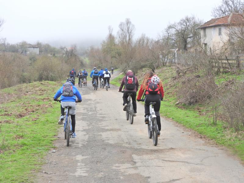 Възпоменателен велопоход в Странджа