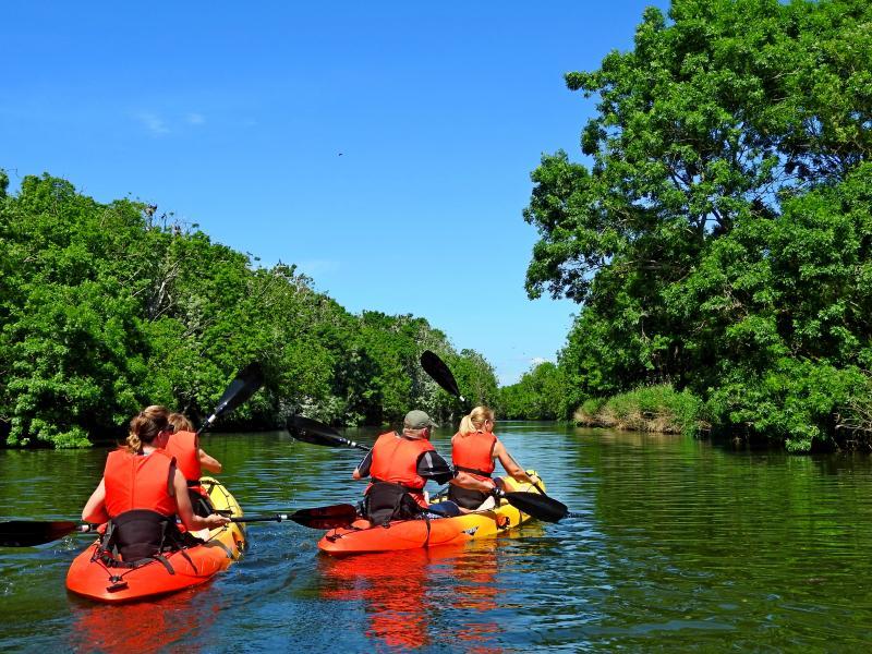 Воден тур с каяк по река Караагач
