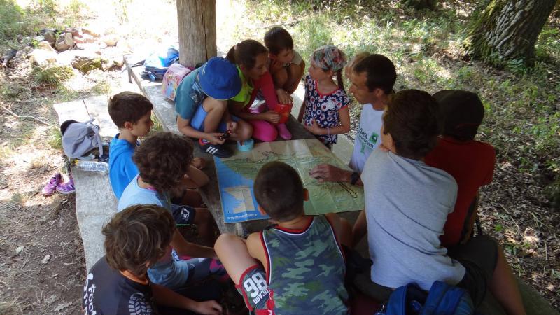 Детски поход в Странджа - село Бръшлян
