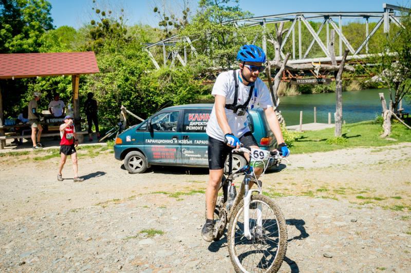 С колело на планина и море в Странджа