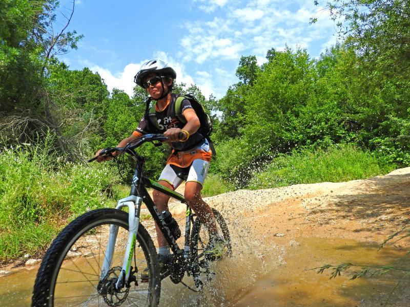 С колело в безвремието на Западна Странджа