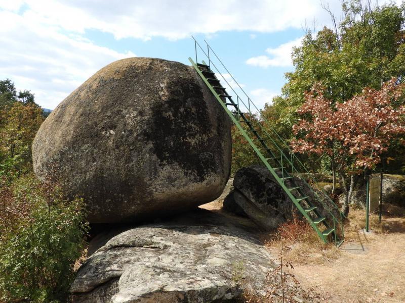 Велопоход до Марков камък в Странджа